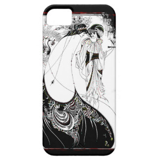 Gossiping in Their Fancy Dresses iPhone SE/5/5s Case