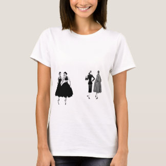 gossiping ladies T-Shirt