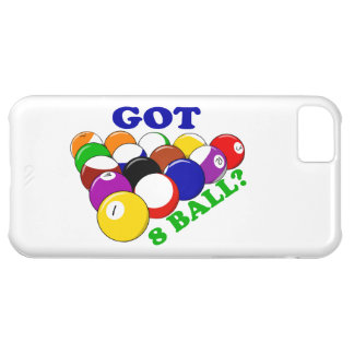 Got 8 Ball Pool Player Case For iPhone 5C
