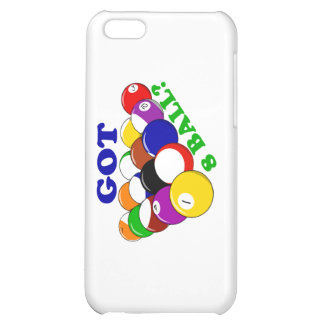 Got 8 Ball Pool Player iPhone 5C Case