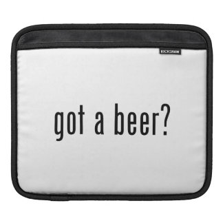 got a beer sleeves for iPads