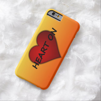 Got A Heart On Valentine's Day iPhone 6 Case