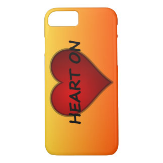 Got A Heart On Valentine's Day iPhone Case