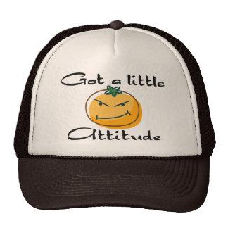 Got a little attitude trucker hat