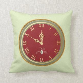 Got a minute? throw pillow