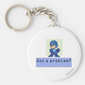 Got a Problem Key Chain