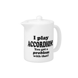 Got A Problem With That,  Accordion