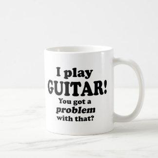 Got A Problem With That, Guitar Mug