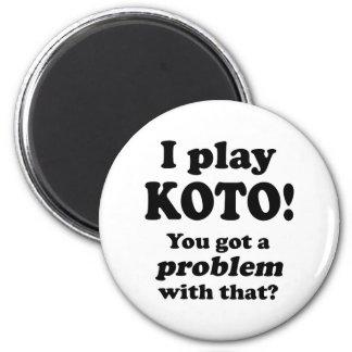 Got A Problem With That, Koto Fridge Magnets