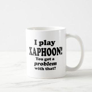 Got A Problem With That, Xaphoon Coffee Mug