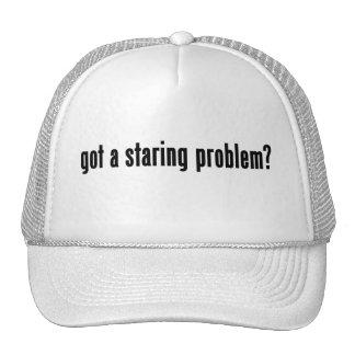 got a staring problem? hats