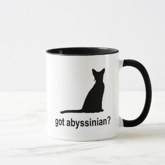 Got Abyssinian? Mug