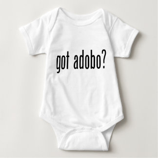 Got Adobo Baby Bodysuit
