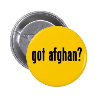 got afghan pinback buttons