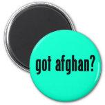 got afghan fridge magnet