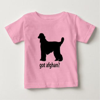 Got Afghan Hound T-shirt