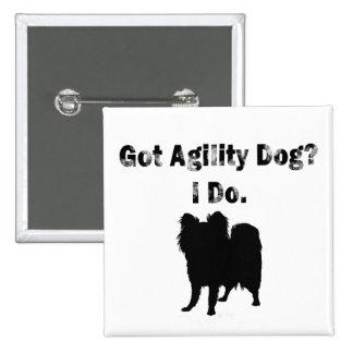 Got agility dog? Button