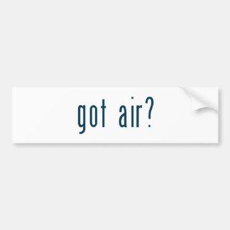got air bumper stickers
