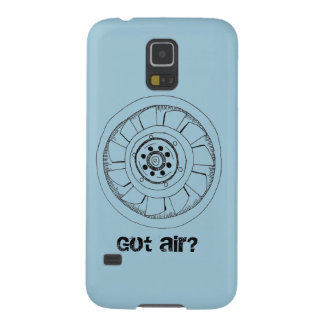 Got air for your Samsung? Galaxy S5 Cover