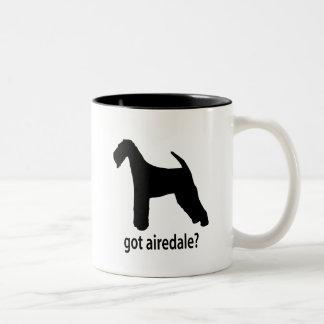 Got Airedale Terrier Mugs