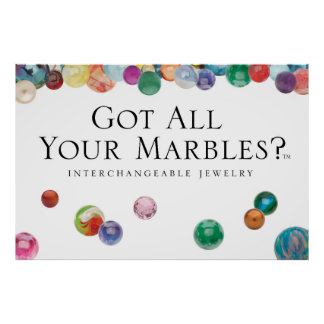 Got All Your Marbles? Poster