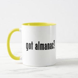 got almanac? mug