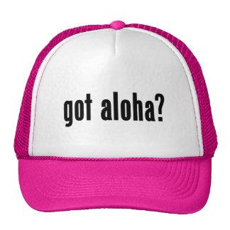 got aloha? trucker hat