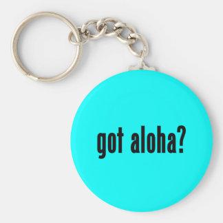 got aloha? key chain