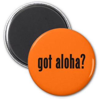 got aloha? magnet