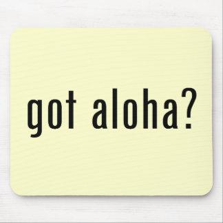 got aloha? mouse pads