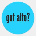 got alto? stickers