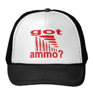 Got Ammo? Mesh Hat