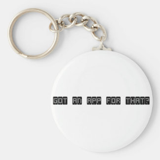 got an app for that ? keychain