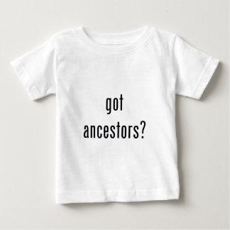got ancestors? baby T-Shirt