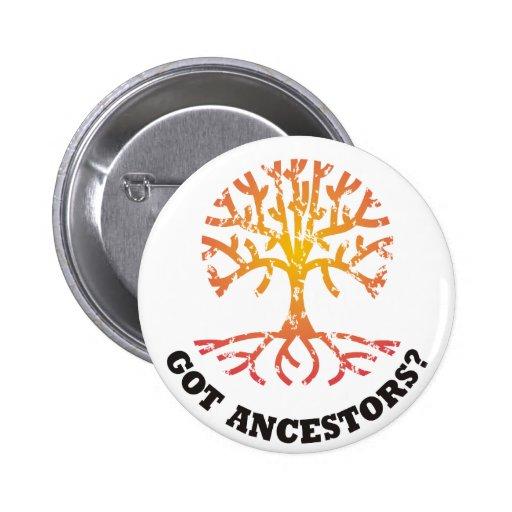 Got Ancestors? Buttons