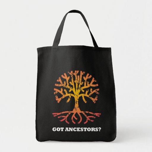 Got Ancestors? Canvas Bags