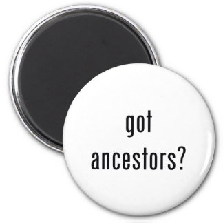 got ancestors? fridge magnets