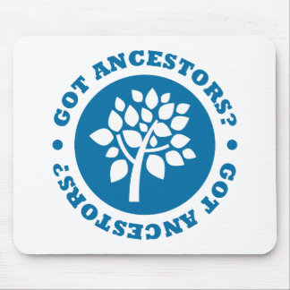 Got Ancestors? Mousepad