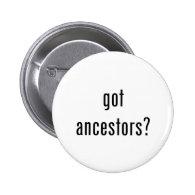 got ancestors? pin