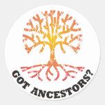Got Ancestors? Stickers