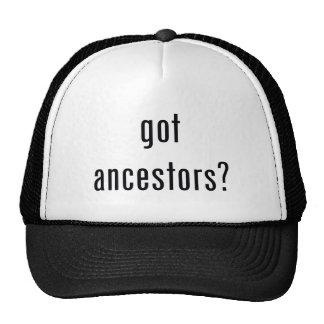 got ancestors? trucker hat