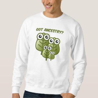 Got Ancestry? Pullover Sweatshirt