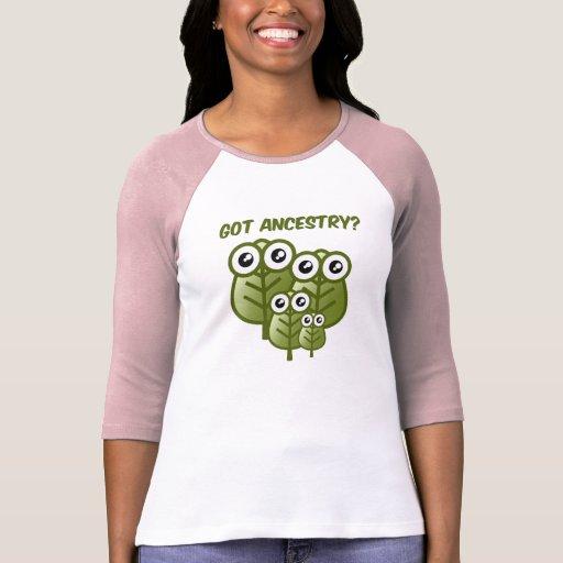 Got Ancestry? Tee Shirt