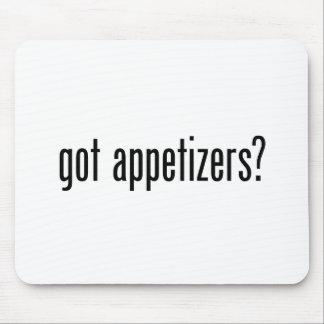 got appetizers mouse pad