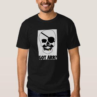 Got Arr? Pirate Skull T-shirt