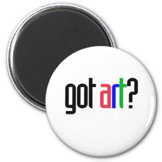 Got Art? Magnet