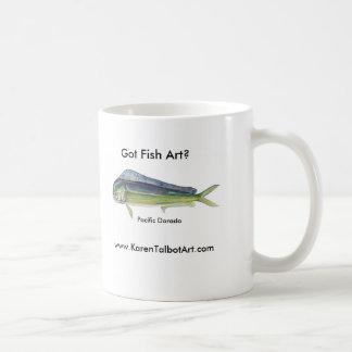 Got Art? Mug (Marlin-Dorado)