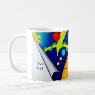 Got Art? Number 2 Coffee Mug