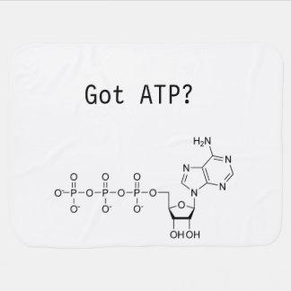 Got ATP? Baby Blanket