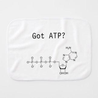 Got ATP? Burp Cloth